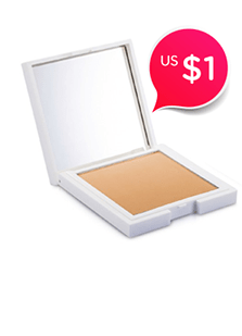 Rice & Olive Oil Compact Powder<br /># 41N<br />(For Normal to Dry Skin)