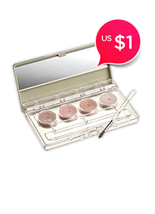 Soft On The Eyes Sheer Loose Shadow Kit<br />- #60 Whisper Sweet Neu